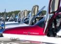 Line of Cirrus Aircraft