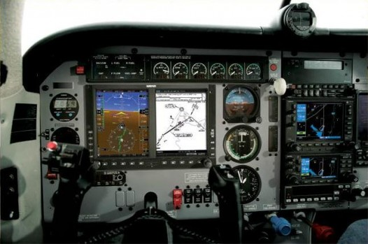 A Retrofitted G500/G600 Panel