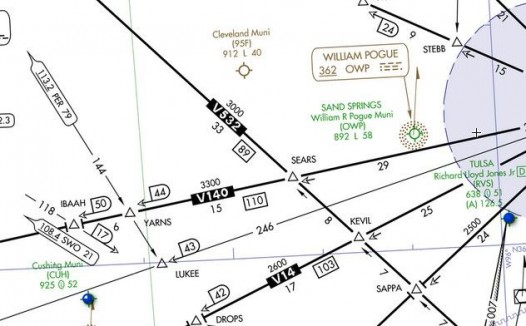 IFR Low Enroute Chart